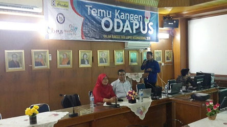 ODAPUS reunion at RSUP M. Jamil Padang – May 29, 2016