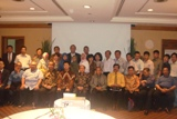 IRA Meeting – Preparing Recommendations (Jakarta, 12-14 October 2012)