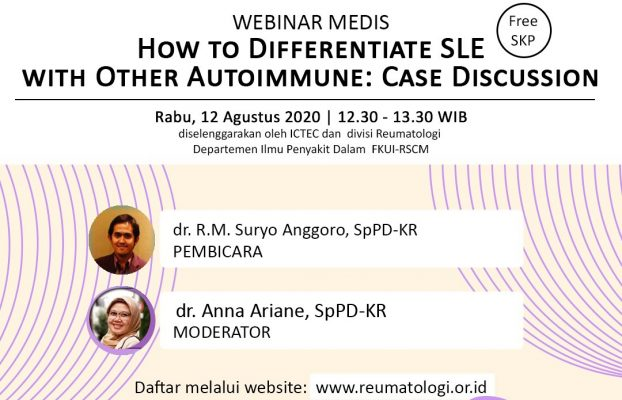 How to Differentiate SLE with Other Autoimmune: Case Discussion