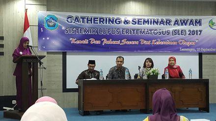 Gathering & Seminar Awam SLE 2017
