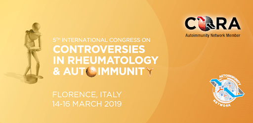 5th International Congress on Controversies in Rheumatology and Autoimmunity (CORA) 2019