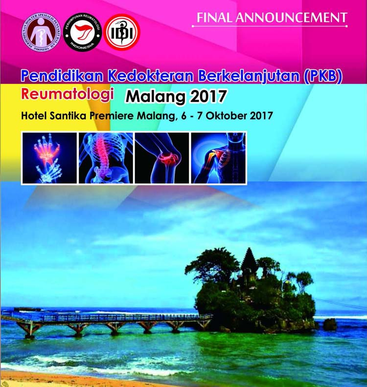 Continuous Rheumatology Education in Malang 2017