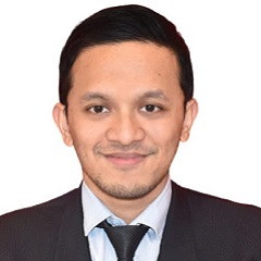 dr. Andi Raga Ginting, SpPD-KR