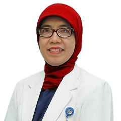 dr. Mahriani Sylvawani, SpPD-KR