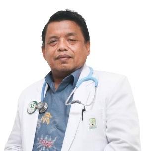 dr. Fachrul Razy, SpPD-KR
