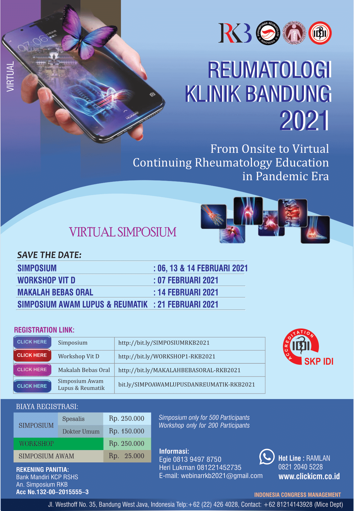 Reumatologi Klinik Bandung